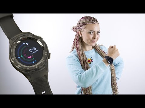 lg watch sport vs huawei watch 2