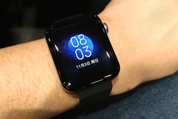 how to update xiaomi watch