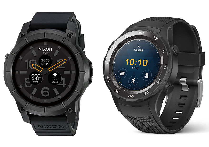 zenwatch 3 vs huawei watch